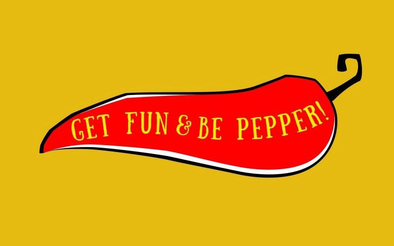 Get fun be pepper